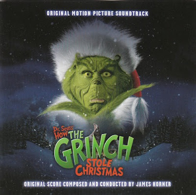 How The Grinch Stole Christmas (James Horner & VA)