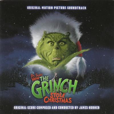 How The Grinch Stole Christmas (James Horner & VA)