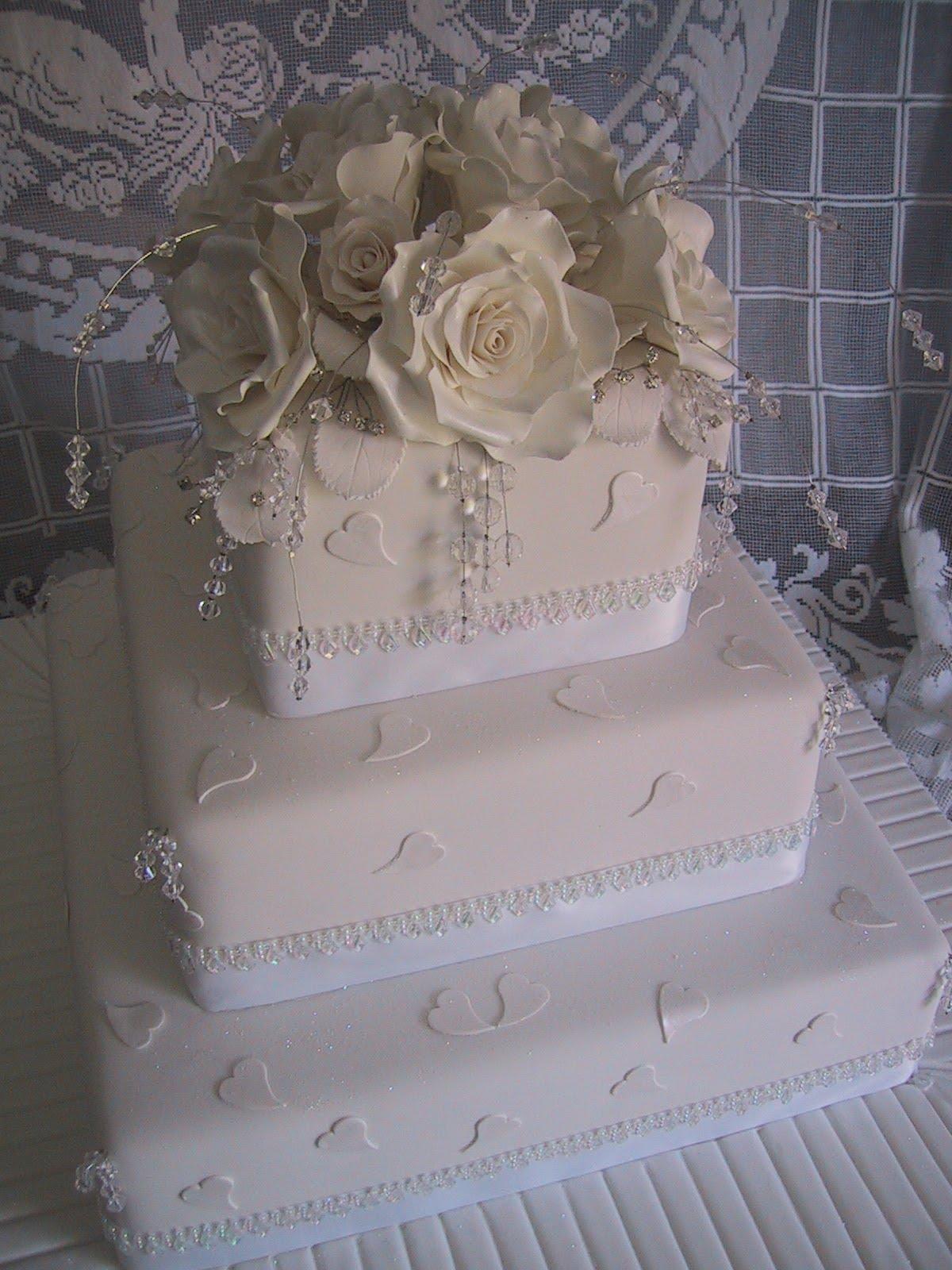 the wandering pit my beautiful wedding cake. Black Bedroom Furniture Sets. Home Design Ideas