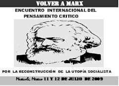 Encuentro Internacional de Pensamiento Crítico en Mexicali, B.C.