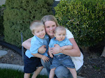 Mommy and the boys