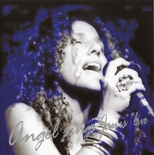 Cover Album of Angel Forrrest - Angel Sings Janis Live