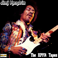 Jimi Hendrix - The KPFA Tapes(94.1 Fm) 1970