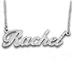 Necklace With Name