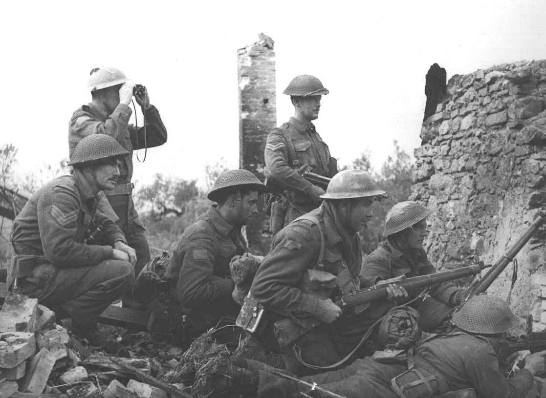 battle of ortona The battle of ortona (december 20–28, 1943) was a small, yet extremely fierce, battle fought between a battalion of german fallschirmjäger (paratroops) from the.