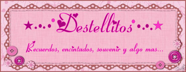 ★.•.• ° Destellitos °•.•.☆