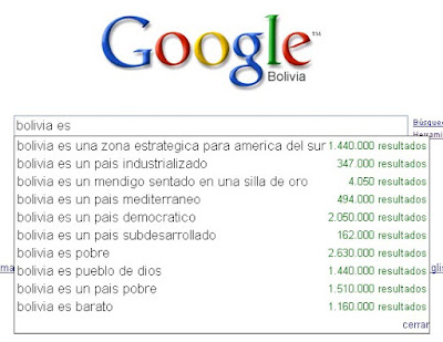 Prejuicios con google 10