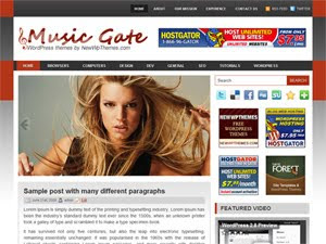MusiGate plantilla Blogger 3