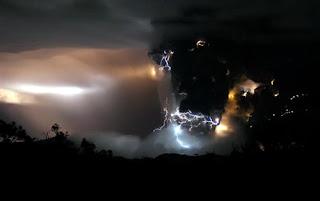 El volcan Chaiten  en imagenes 14