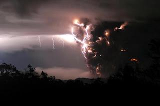 El volcan Chaiten  en imagenes 18