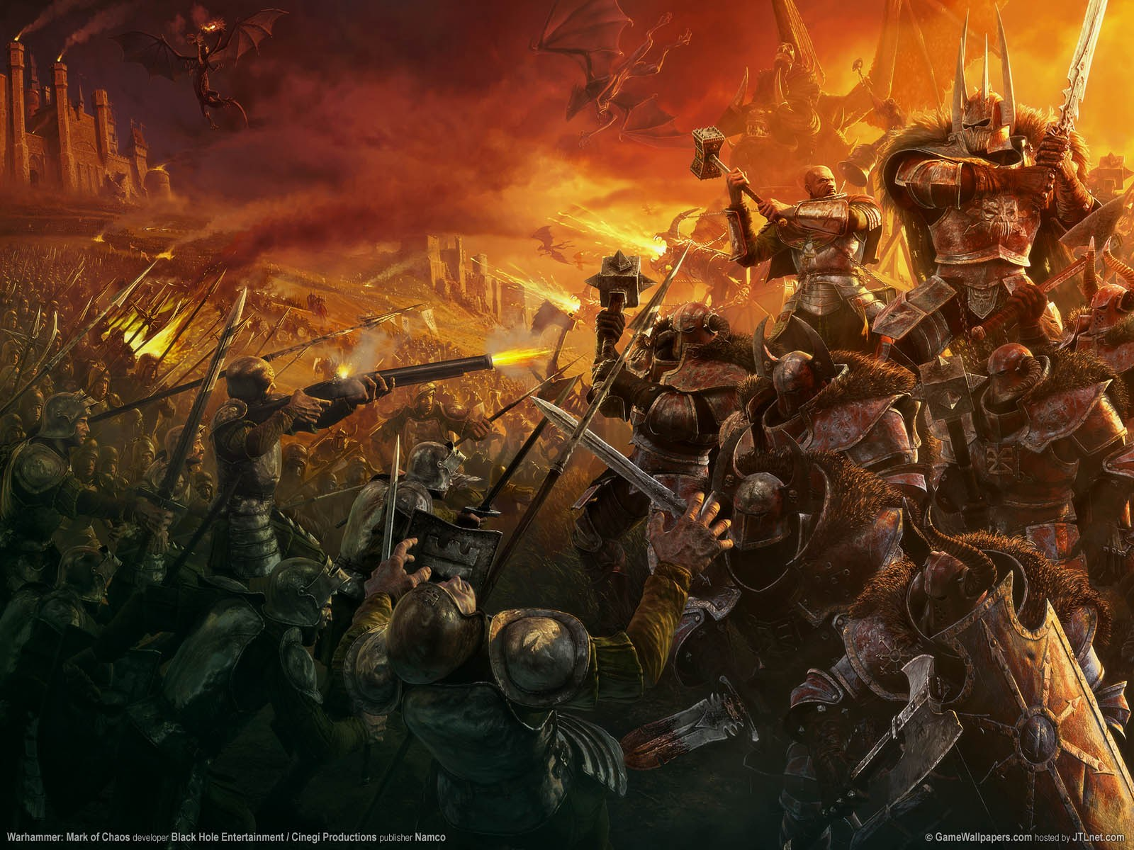 eaton walls: Games   Warhammer Online