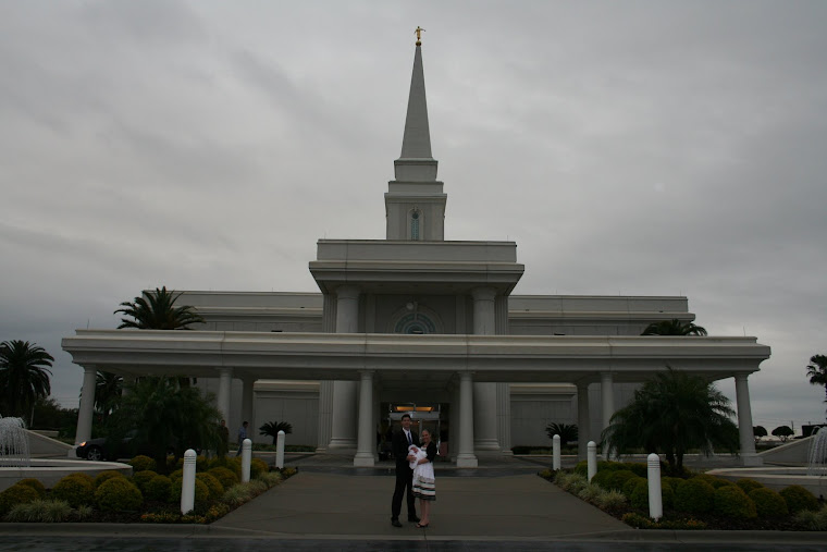 This is the Orlando Temple!