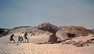 Prehistoric Giant Turtle