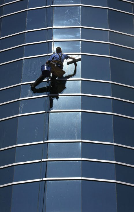 Robinson Solutions Professional Window Cleaning Picture