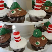 Dr. Seuss Cupcakes