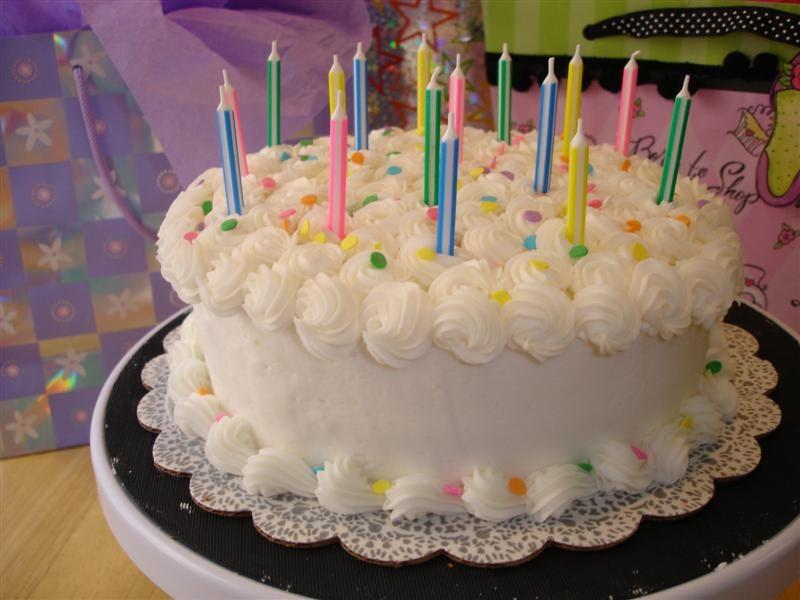 Patty Cakes Bakery Sarahs Birthday Cake