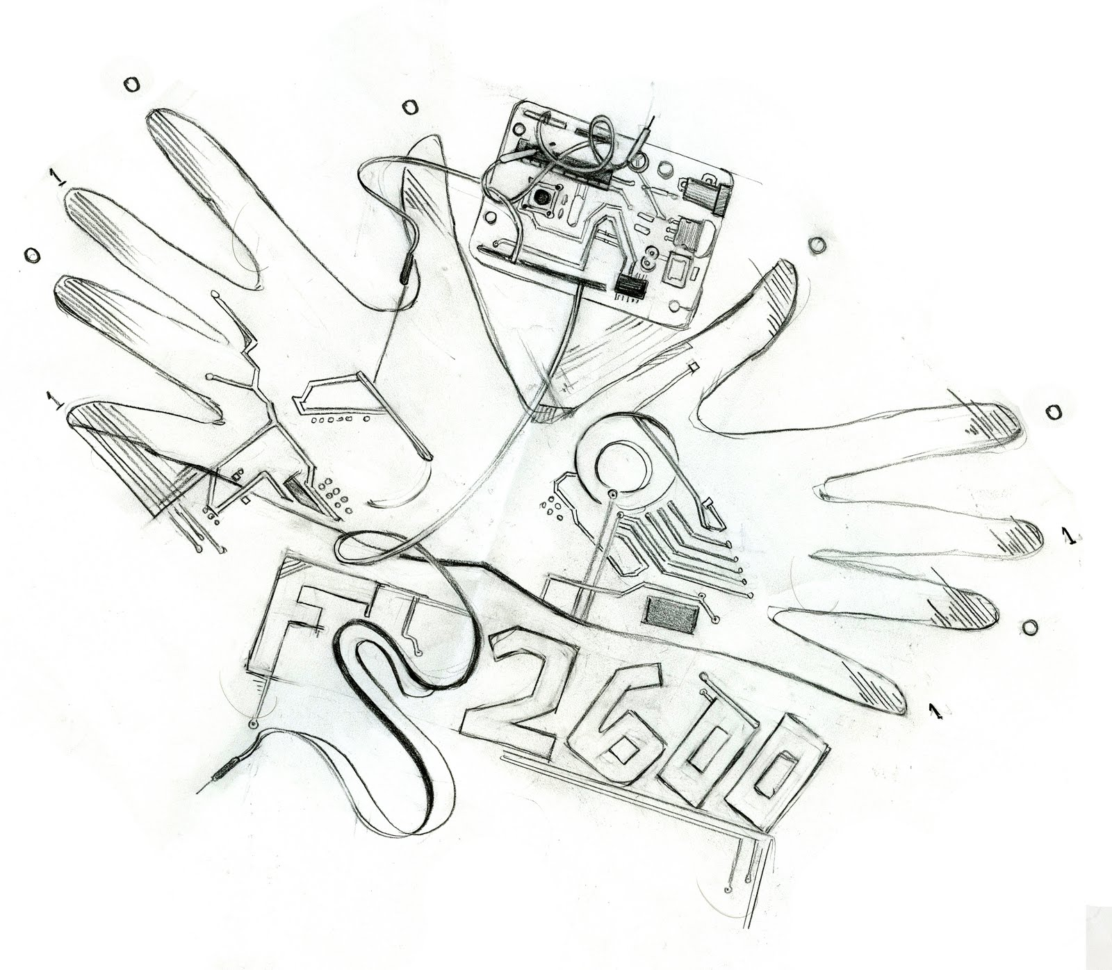 Shirt design sketches - Computer Club T Shirt Design