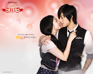 sinopsis Naughty Kiss (Playful Kiss)