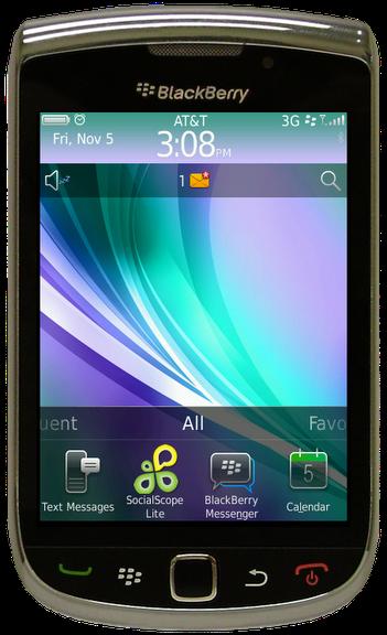 BlackBerry Torch 9800 Themes - BlackBerry.