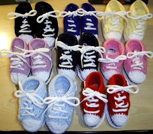 Zapatillas de Bebe : Modelos Deportivo
