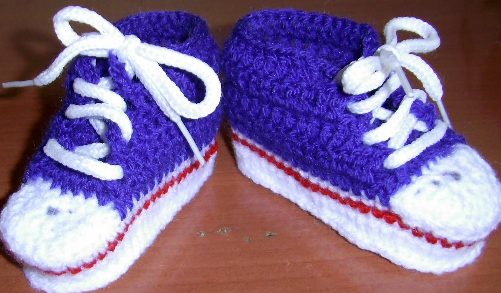 Zapatitos de bebe Azul Marino Modelo Deportivo