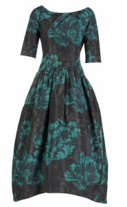 ROSAMOND BERNIER Ysl-dior-dress