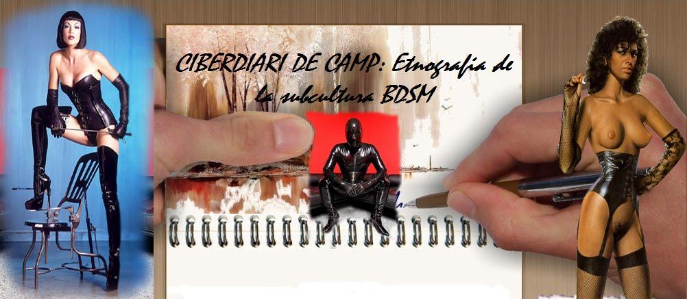 CIBERDIARI DE CAMP: Etnografia de la subcultura BDSM