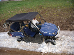 Brad Stuck in snow