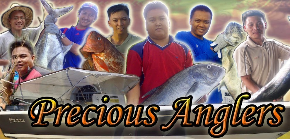 Precious Anglers