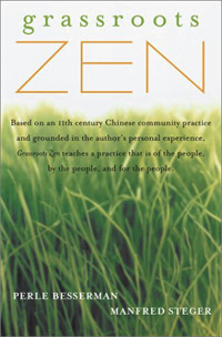buy Grassroots Zen by Steger & Besserman at Powells.com