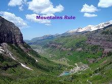 My Mountains Rule Blog