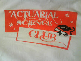 ♥ ACTUARIAL SCIENCE CLUB  ♥