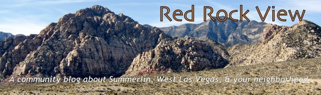 Las Vegas - Red Rock View
