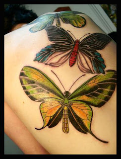 Labels: tattoo butterfly