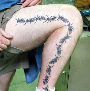 ants neg tattoo
