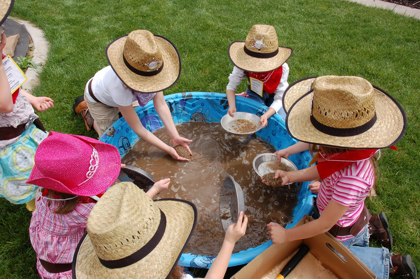 Backyard Western Party Ideas : cowboy birthday party games restless risa