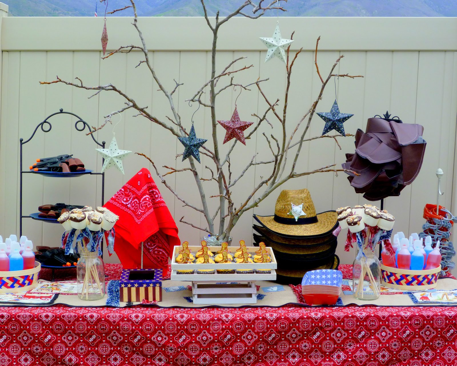 restlessrisa: Cowboy Birthday Party Preparation {Part 5 - The Food