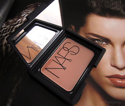 nars irresistiblement bronzer review