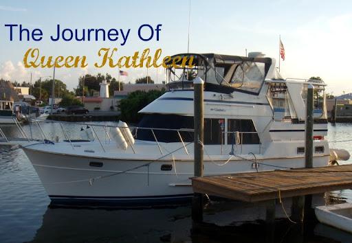 Journey of Queen Kathleen