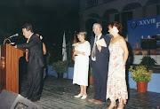 XXVIII FIESTA LA BIZNAGA. PREGONERO AÑO 2003