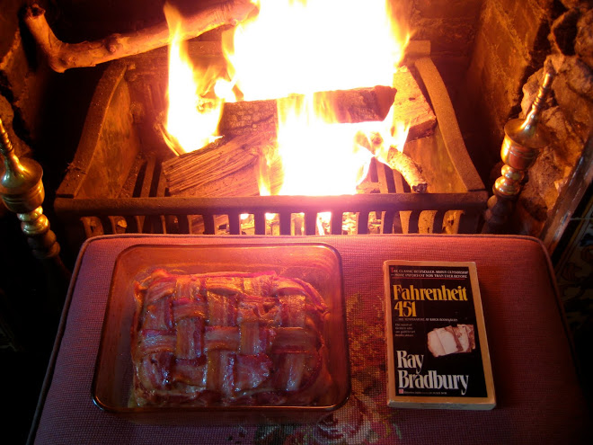 Fahrenheit 451 and Italian Meat Loaf