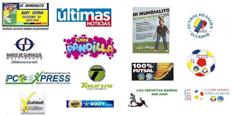 TERCER MUNDIALITO DE BABY FUTBOL 2010