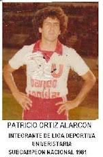 PATRICIO  ORTIZ ALARCON