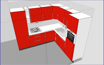 Soggiorno Ikea Planner : Bilocale ampio soggiorno: ikea kitchen planner 6