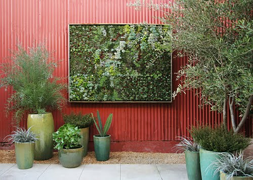 Vertical Garden Panel http://daughterdaughter.blogspot.com/2010_05_21_archive.html