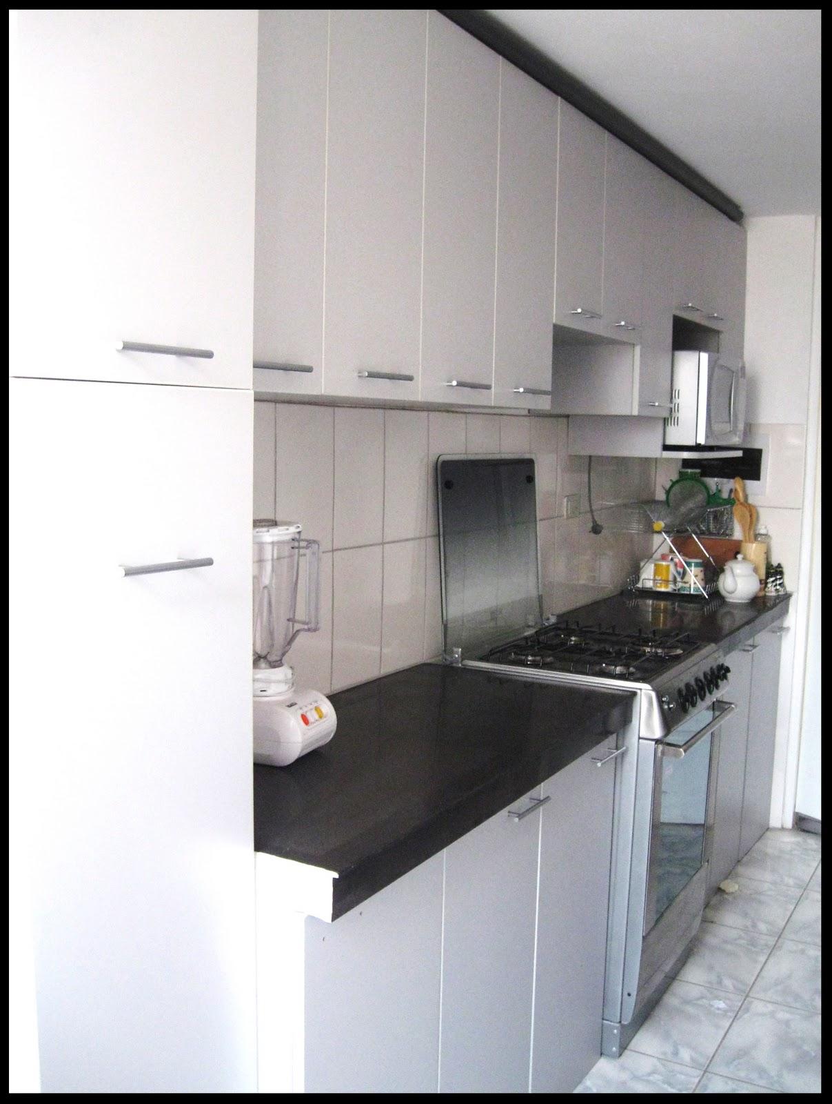 Mueble Campana Extractora Fabulous Cmo Disear Una Cocina Home  ~ Microondas Con Campana Extractora