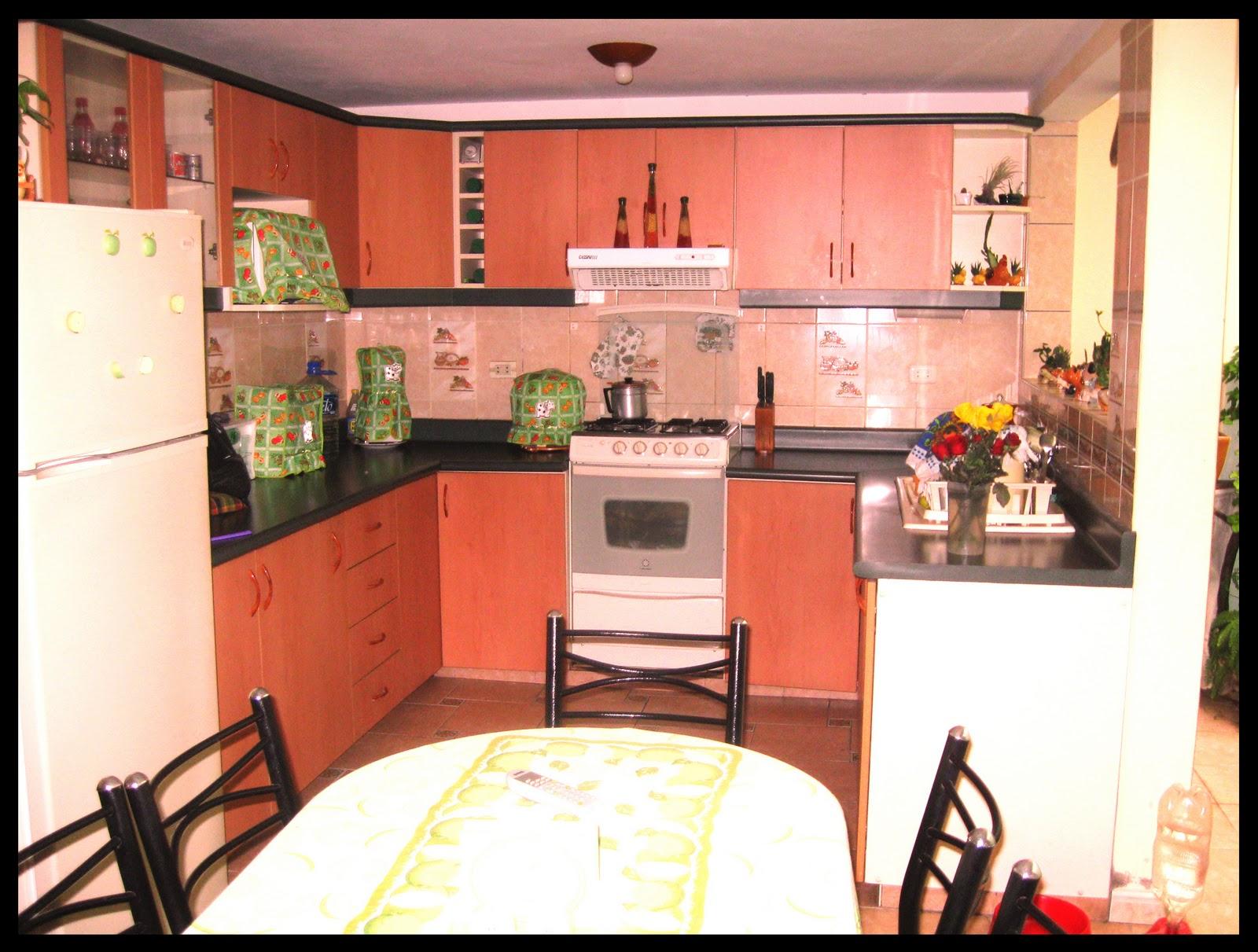 Muebles jose luis chingay mueble de cocina modelo l for Modelos de muebles de cocina