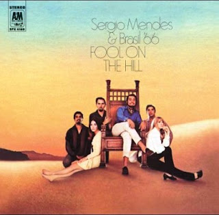 Cover Album of Sergio Mendes & Brasil '66 - Fool on the Hill (1968)