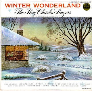 The Ray Charles Singers - Winter Wonderland (1956)