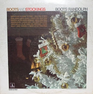 Boots Randolph - Boots and Stockings (1969)